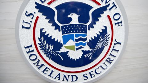The Department of Homeland Security logo