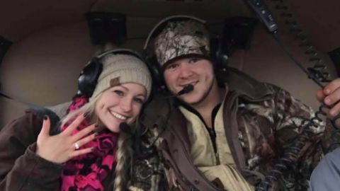 Will Byler and Bailee Ackerman Byler died in a helicopter crash accident departing their wedding. The news was first reported by the Houstonian, the independent student newspaper of Sam Houston State University. The newlywed couple were both seniors at Sam Houston State University. The incident occurred at 12 midnight (early Sunday AM), according to the Uvalde County Sheriff Department.  The newspaper posted on their Facebook page on Sunday evening: It is with deepest sadness that we announce the tragic passing of two Bearkats Will Byler (Agriculture Engineering senior) and Bailee Ackerman Byler (Agricultural Communication senior) in a helicopter accident departing their wedding. We ask that you keep the Byler and Ackerman families in your thoughts and prayers.