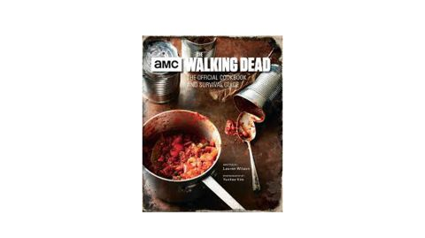"""<strong>'The Walking Dead: The Official Cookbook and Survival Guide' ($23.47;</strong><a href=""""https://amzn.to/2qx0RvJ"""" target=""""_blank"""" target=""""_blank""""><strong> amazon.com</strong></a><strong>)</strong>"""