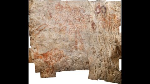 The world's oldest figurative artwork from Borneo has been dated to 40,000 years ago, when humans were living on what's now known as Earth's third-largest island.