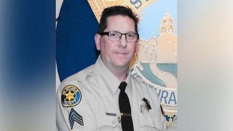 Sheriff's Sgt. Ron Helus was slain in the massacre at the Borderline Bar & Grill.