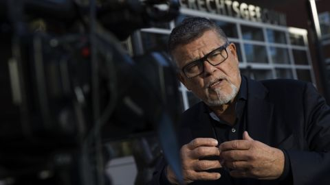 'I can choose my own life and my own holiday and my own name and my own gender, so why can't I choose my own age?'  Emile Ratelband told CNN.