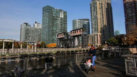 Luxury apartment buildings have popped up in recent years on the Long Island City waterfront.