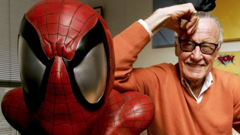"""<a href=""""https://www.cnn.com/2018/11/12/entertainment/stan-lee-obit/index.html"""" target=""""_blank"""">Stan Lee</a>, the colorful Marvel Comics patriarch who helped usher in a new era of superhero storytelling -- and saw his creations become a giant influence in the movie business -- died November 12 at the age of 95."""