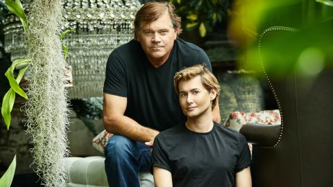 Former NFL player Jeff Rohrer is engaged to marry Josh Ross.