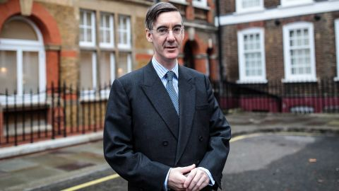 Jacob Rees-Mogg is chair of the pro-Brexit European Research Group.