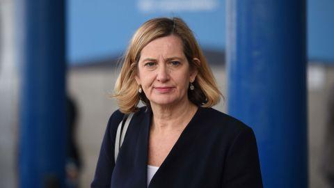 Amber Rudd favors maintaining a close relationship to the EU.