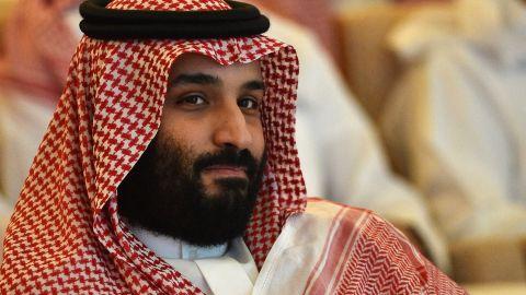 Saudi Crown Prince Mohammed bin Salman in 2018 (Photo by FAYEZ NURELDINE / AFP)