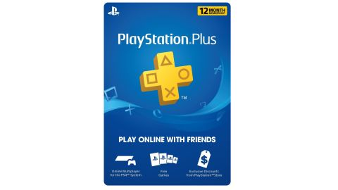 """<strong>PlayStation Plus: 12 Month Membership ($39.99, originally $59.99; </strong><a href=""""https://amzn.to/2RZCiU0"""" target=""""_blank"""" target=""""_blank""""><strong>amazon.com</strong></a><strong>) </strong>"""