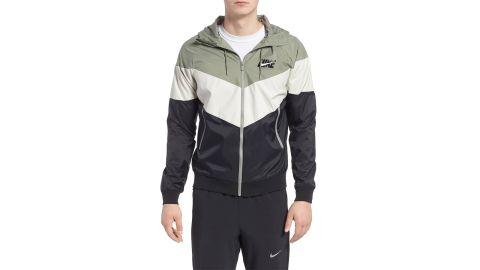 "<strong>Nike Windrunner Wind and Water Repellent Jacket ($59.98, originally $100; </strong><a href=""https://click.linksynergy.com/deeplink?id=Fr/49/7rhGg&mid=1237&u1=1118nordstrombf&murl=https%3A%2F%2Fshop.nordstrom.com%2Fs%2Fnike-windrunner-wind-water-repellent-hooded-jacket%2F5165619%3Forigin%3Dcategory-personalizedsort%26breadcrumb%3DHome%252FSale%252FMen%26color%3Ddark%2520stucco%252F%2520light%2520bone"" target=""_blank"" target=""_blank""><strong>nordstrom.com</strong></a><strong>) </strong><br />"