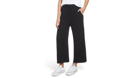"""<strong>Ribbed Wide Leg Crop Pants ($15.60, originally $39; </strong><a href=""""https://click.linksynergy.com/deeplink?id=Fr/49/7rhGg&mid=1237&u1=1118nordstrombf&murl=https%3A%2F%2Fshop.nordstrom.com%2Fs%2Fbp-ribbed-wide-leg-crop-pants-regular-plus-size%2F4945702%3Forigin%3Dcategory-personalizedsort%26breadcrumb%3DHome%252FSale%252FWomen%26color%3Dolive%2520italy"""" target=""""_blank"""" target=""""_blank""""><strong>nordstrom.com</strong></a><strong>) </strong><br />"""