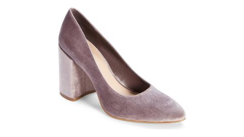 """<strong>LEITH Nik Block Heel Pump ($31.96, originally $79.95; </strong><a href=""""https://click.linksynergy.com/deeplink?id=Fr/49/7rhGg&mid=1237&u1=1118nordstrombf&murl=https%3A%2F%2Fshop.nordstrom.com%2Fs%2Fleith-nik-block-heel-pump-women%2F4909647%3Forigin%3Dcategory-personalizedsort%26breadcrumb%3DHome%252FSale%252FWomen%26color%3Dtaupe%2520velvet"""" target=""""_blank"""" target=""""_blank""""><strong>nordstrom.com</strong></a><strong>) </strong><br />"""