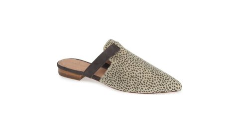 """<strong>Caslon James Mule ($53.96, originally $89.95; </strong><a href=""""https://click.linksynergy.com/deeplink?id=Fr/49/7rhGg&mid=1237&u1=1118nordstrombf&murl=https%3A%2F%2Fshop.nordstrom.com%2Fs%2Fcaslon-james-mule-women%2F4920812%3Forigin%3Dcategory-personalizedsort%26breadcrumb%3DHome%252FSale%252FWomen%26color%3Dtaupe%2520cheetah%2520fabric"""" target=""""_blank"""" target=""""_blank""""><strong>nordstrom.com</strong></a><strong>) </strong><br />"""