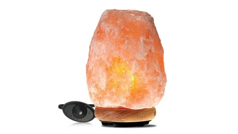 """<strong>Himalayan Glow Pink Crystal Salt Lamp ($16.99, originally $19.99; </strong><a href=""""https://amzn.to/2Ty15jv"""" target=""""_blank"""" target=""""_blank""""><strong>amazon.com</strong></a><strong>)</strong>"""