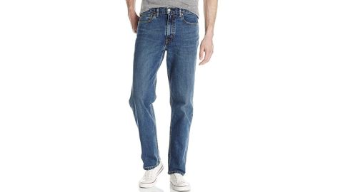 """<strong>Up to 50% off jeans, including</strong><a href=""""https://amzn.to/2OMg7Pe"""" target=""""_blank"""" target=""""_blank""""><strong> Levi's, True Religion and more</strong></a>"""