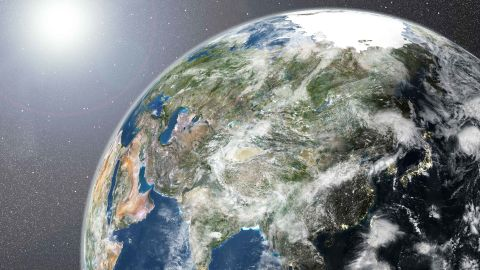 Scientists have proposed spraying sun-dimming chemicals into the Earth's atmosphere in a bid to curb climate change.