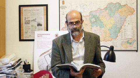 Miklosi has campaigned for changes to the 2016 Year Eight History book, and some edits -- such as a decription of right and left-wing politics -- have since been made, while many other criticisms remain.