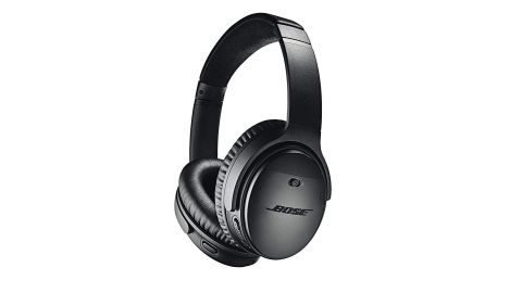 """<strong>Bose QuietComfort 35 (Series II) Wireless Headphones, Noise Cancelling, with Alexa voice control ($299, originally $349; </strong><a href=""""https://amzn.to/2DWc7dI"""" target=""""_blank"""" target=""""_blank""""><strong>amazon.com</strong></a><strong>)</strong>"""