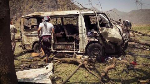 Yemen War Kiley PKG