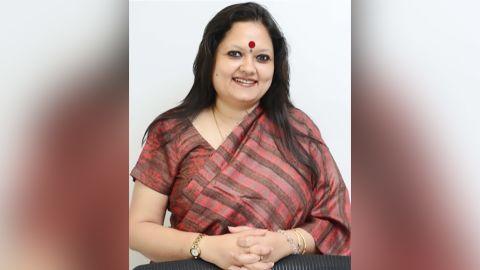 Facebook India exec Ankhi Das