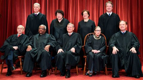 Several members of the Supreme Court have direct professional ties to the Bush family.