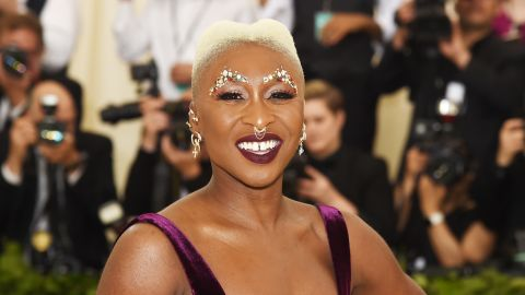 """<a href=""""http://www.cnn.com/2018/11/15/entertainment/widows-review/index.html"""" target=""""_blank"""">Cynthia Erivo</a>, hot off appearances in """"Bad Times at the El Royale"""" and """"Widows,"""" will join in the fun live at the American Museum of Natural History in New York City on Sunday, December 9."""