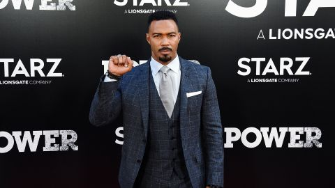 """Actor Omari Hardwick will bring his """"<a href=""""http://www.cnn.com/2018/07/03/entertainment/brandon-victor-dixon-power-season-five/index.html"""" target=""""_blank"""">Power</a>"""" and presence to the events, supporting the efforts of CNN Heroes."""