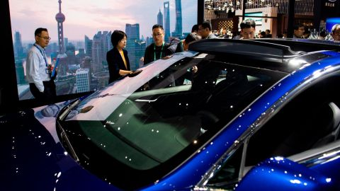 China reduced tariffs on imported cars earlier this year, but then slapped additional tariffs on US vehicle imports amid the trade war.
