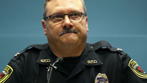 Springfield Police Chief Paul Williams told an advocacy organization his department would review rape kit destruction.