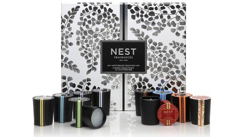 """<strong>NEST Fragrances Discovery Candle Set ($75; </strong><a href=""""https://amzn.to/2PxbRTO"""" target=""""_blank"""" target=""""_blank""""><strong>amazon.com</strong></a><strong>)</strong>"""