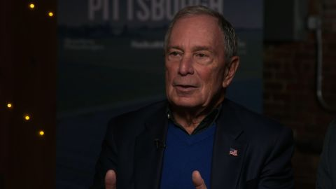 BLOOMBERG: BUSH 41 WAS A UNITER, NOT DIVIDER -