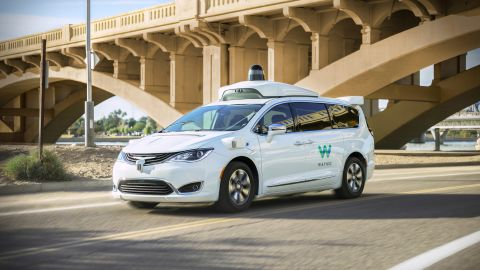 Waymo is offering paid rides in its autonomous vans but only to a select group of customers for now.