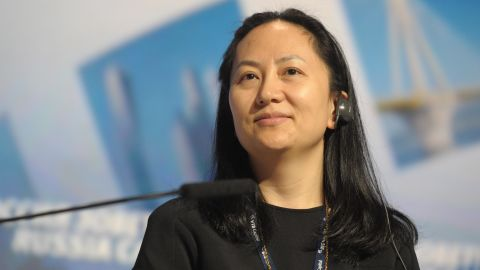"""E8950R MOSCOW, RUSSIA. OCTOBER 2, 2014. Huawei Technologies executive director Wanzhou Meng attends the 6th VTB Capital Investment Forum """"Russia Calling"""", at the Moscow World Trade Centre. Alexei Druzhinin/TASS"""