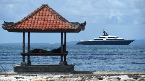 The Equanimity superyacht is to be sold by the Malaysian government for about half its estimated value.