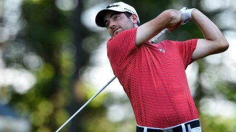 Cody Blick shot an incredible 63 with a borrowed set of clubs.
