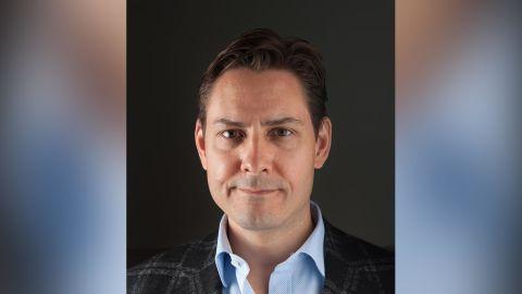 Michael Kovrig.