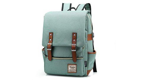 "<strong>Feskin Unisex Backpack ($26.99; </strong><a href=""https://amzn.to/2SKxS3V"" target=""_blank"" target=""_blank""><strong>amazon.com</strong></a><strong>)</strong>"