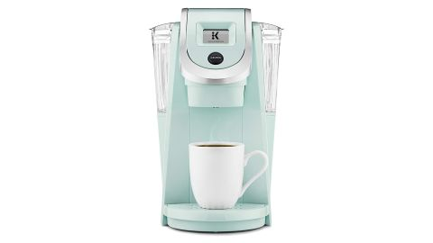 """<strong>Keurig K250 Single-Serve Programmable Coffee Maker (starting at $114.95; </strong><a href=""""https://amzn.to/2UDuZmX"""" target=""""_blank"""" target=""""_blank""""><strong>amazon.com</strong></a><strong>)</strong>"""