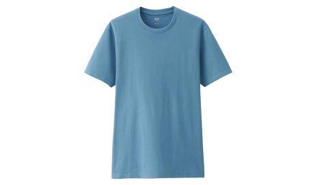 "<strong>Fashionable gifts for dad: The T-shirt</strong><br />Men's Supima cotton T-shirt ($9.90; <a href=""https://click.linksynergy.com/deeplink?id=Fr/49/7rhGg&mid=40462&u1=1211mensfashiongifts&murl=https%3A%2F%2Fwww.uniqlo.com%2Fus%2Fen%2Fmen-supima-cotton-crew-neck-short-sleeve-t-shirt-404136.html%3Fdwvar_404136_color%3DCOL64%26cgid%3Dmen-t-shirts%23start%3D10%26cgid%3Dmen-t-shirts"" target=""_blank"" target=""_blank"">uniqlo.com</a>)"