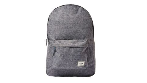 """<strong>Fashionable gifts for dad: The backpack</strong><br />Herschel Chambray Classic Blackpack ($85; <a href=""""https://click.linksynergy.com/deeplink?id=Fr/49/7rhGg&mid=35859&u1=1211mensfashiongifts&murl=http%3A%2F%2Fus.topman.com%2Fen%2Ftmus%2Fproduct%2Fshoes-and-accessories-1928535%2Fbags-backpacks-3547797%2Fh-chmbray-clssc-ruck-7839206"""" target=""""_blank"""" target=""""_blank"""">topman.com</a>)"""