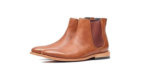"""<strong>Fashionable gifts for dad: The boots</strong><br />Nisolo Chelsea Boots ($238; <a href=""""http://www.anrdoezrs.net/links/8314883/type/dlg/sid/1211mensfashiongifts/https://nisolo.com/collections/mens-boots-chukkas/products/mens-chelsea-boot-brown"""" target=""""_blank"""" target=""""_blank"""">nisolo.com</a>)"""