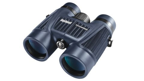 """<strong>Bushnell H2O Waterproof/Fogproof Roof Prism Binocular ($50.49, originally $137.95; </strong><a href=""""https://amzn.to/2LgkzW1"""" target=""""_blank"""" target=""""_blank""""><strong>amazon.com</strong></a><strong>)</strong>"""
