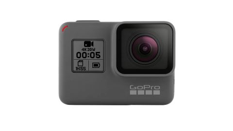 """<strong>GoPro HERO7 Black ($399; </strong><a href=""""https://amzn.to/2UC1uSJ"""" target=""""_blank"""" target=""""_blank""""><strong>amazon.com</strong></a><strong>)</strong>"""