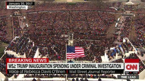 Lead WSJ Trump inauguration investigation live Jake Tapper_00022213.jpg