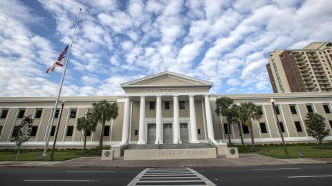 """The Florida Supreme Court rules police officers are covered by """"stand your ground"""" law."""