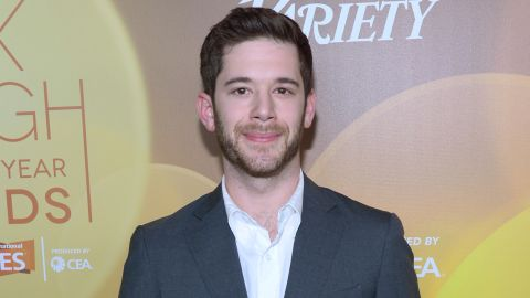 LAS VEGAS, NV - JANUARY 09:  Honoree Colin Kroll attends the Variety Breakthrough of the Year Awards during the 2014 International CES at The Las Vegas Hotel