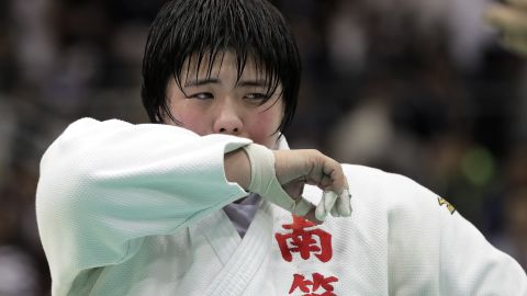 Sone's Guangzhou victory secured her first major title on the IJF World Judo Tour.