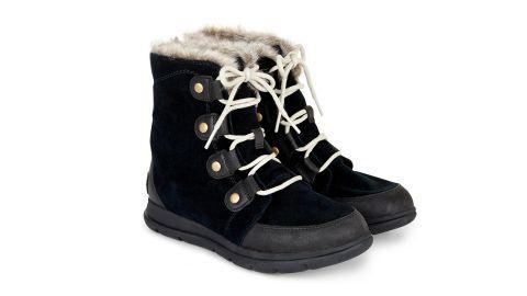 "<strong>Sorel Explorer Joan Snow Boots ($140; </strong><a href=""https://click.linksynergy.com/deeplink?id=Fr/49/7rhGg&mid=40648&u1=1218skigear&murl=https%3A%2F%2Fwww.sweatybetty.com%2Fus%2Fshop%2Factivity%2Fski-%2526-snowboard%2Fsorel-explorer-joan-snow-boots-NL3039_Black.html%3Fcgid%3Dski-snowboard%26tile%3D17%26dwvar_NL3039__Black_color%3Dblack%23start%3D17"" target=""_blank"" target=""_blank""><strong>sweatybetty.com</strong></a><strong>)</strong>"