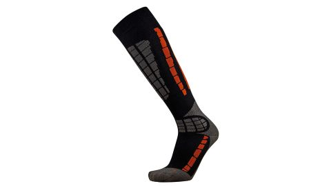 "<strong>Pure Athlete Ski Socks (starting at $19.97; </strong><a href=""https://amzn.to/2BoTwU9"" target=""_blank"" target=""_blank""><strong>amazon.com</strong></a><strong>)</strong>"