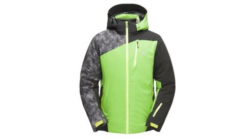 """<strong>Spyder Copper GTX Jacket ($349; </strong><a href=""""https://www.spyder.com/collections/mens-ski-jackets/products/mens-copper-jacket"""" target=""""_blank"""" target=""""_blank""""><strong>spyder.com</strong></a><strong>)</strong>"""